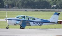 N377RF @ ORL - Beech F33C
