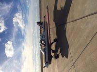 N4321B @ KCRP - N4321B Sitting on the ramp at KCRP Corpus Christi, TX - by Tom Klassen