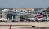 N391AA @ MIA - American 767