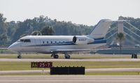 N392JT @ ORL - Challenger 601 - by Florida Metal