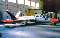 217 @ EIME - Fouga CM-170R Magister [359] (Irish Air Corps) Casement-Baldonnel~EI 15/05/1997 - by Ray Barber