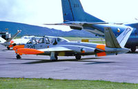 220 @ EIME - Fouga CM-170R Magister [299] (Irish Air Corps)Casement-Baldonnel~EI 15/05/1997 - by Ray Barber