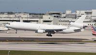 N415JN @ MIA - Western Global MD-11