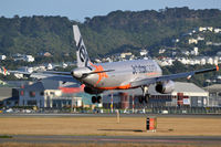 VH-VFF @ NZWN - At Wellington - by Micha Lueck