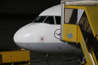 D-AIBH @ LOWG - Lufthansa Airbus A319-100 nightstop @GRZ - by Stefan Mager