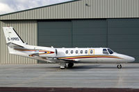 G-YPRS @ EGBJ - Cessna Citation Bravo [550-0935] (Executive Aviation Services) Staverton~G 13/03/2013