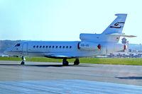 HB-IGI @ LSZH - Dassault Falcon 900EX [83] (Cat Aviation) Zurich~HB 07/04/2009