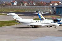 D-BTEN @ EDNY - Cessna Citation X [750-0085] Friedrichshafen~D 04/04/2009 - by Ray Barber