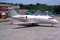 N858PJ @ MDPP - Canadair CL.600S Challenger [1028] Puerto Plata - Gregorio Luperon International~HI 13/07/2007