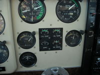 D-ENNA - Instrument panel - by euravia
