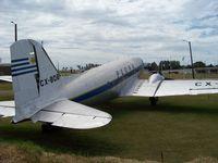 CX-BDB - CX-BDB en el Museo Aeronáutico Cnel. Av. Jaime Meregalli. - by aeronaves CX