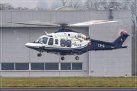 CP-6 @ EDDR - AgustaWestland AW-139 - by Jerzy Maciaszek