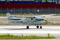 SE-GMD @ ESSB - R/Cessna F.172M Skyhawk [1430] Stockholm-Bromma~SE 06/06/2008