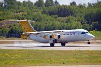 SE-DSO @ ESSB - BAe 146-RJ100 [E3221] (Malmo Aviation) Stockholm-Bromma~SE 06/06/2008