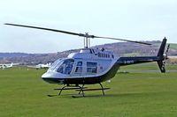 G-BNYD @ EGKA - Bell 206B-3 Jet Ranger III [1911] (Fast Heicopters) Shoreham~G 10/04/2007