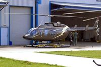 G-OFST @ EGKA - Bell 206L-3 Long Ranger III [51300] Shoreham~G 10/04/2007