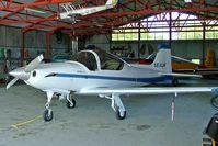 SE-XJR @ ESSP - Sequoia F.8L Falco [1167] Norrkoping-Kungsangen~SE  08/06/2008