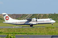 OY-RTD @ EKCH - Aerospatiale ATR-72-202 [496] (Cimber Air) Copenhagen-Kastrup~OY 10/06/2008