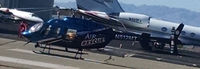N512MT @ KTUS - Med-Trans Corp's N512MT in blue&white Air Rescue livery.