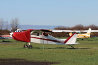 C-FORD @ CAK3 - Tied down - by Guy Pambrun