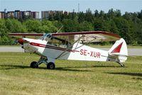 SE-XUR @ ESKB - Piper PA-18-150 Super Cub [18-1463] Stockholm-Barkarby~SE 07/06/2008