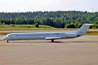 SE-DMT @ ESSA - McDonnell Douglas DC-9-81 [48003] (Nordic Airlink) Stockholm-Arlanda~SE 06/06/2008