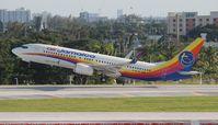 9Y-JMB @ FLL - Air Jamaica