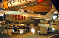 70201 @ KSEE - Displayed inside the San Diego Air & Space Museum in 2001. - by Alf Adams
