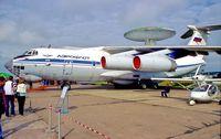 76455 @ UUBW - Zhukovsky Moscow 24.8.03 - by leo larsen
