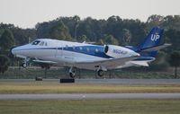 N504UP @ ORL - Citation 560XL