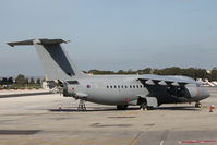 ZE707 @ LMML - Bae146 ZE707 Royal Air Force - by Raymond Zammit