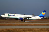 D-AIAA @ EDDP - Touch down on rwy 24R... - by Holger Zengler