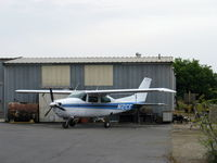 N121CE @ SZP - 1974 Cessna 210L CENTURION, Continental IO-520 285 Hp - by Doug Robertson