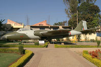 BF597 - In the HAL MUseum adjaent to Bangalore airport - by Fred Willemsen