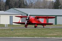 CF-GKY @ CYNJ - Just landed - by Guy Pambrun