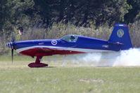 F-TGCI @ LFMY - Landing