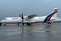 EC-KJA - AT72 - Swiftair