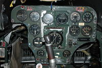 29974 @ ESOW - The cockpit of S29C reconnaissance fighter preserved in the Västerås Flygmuseum, Sweden. - by Henk van Capelle