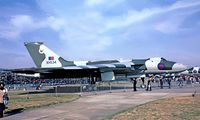XH534 @ EGCN - Avro Vulcan B.2 (MRR) [SET2] (Royal Air Force) RAF Finningley 30/07/1977