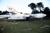 135418 @ KNPA - Shown at the National Naval Aviation Museum, Pensacola, Florida in 1982. - by Alf Adams