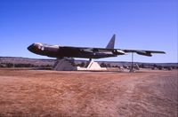 55-0083 @ KAFF - At the USAF Academy, Colorado Springs, Colorado in 1992. - by Alf Adams