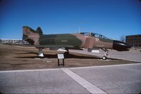 66-7463 @ KAFF - At the USAF Academy, Colorado Springs, Colorado in 1992. - by Alf Adams