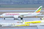 ET-ARE @ VIE - Ethiopian Airlines