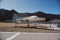 60-0482 @ KAFF - Displayed at the USAF Academy, Colorado Springs, Colorado in 1992. - by Alf Adams