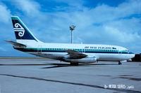 ZK-NAV @ NZAA - Air New Zealand Ltd., Auckland - by Peter Lewis