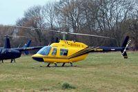 G-ISPH @ EGBC - Bell 206B3 Jet Ranger III [4259] Cheltenham Racecourse~G 19/03/2010