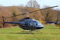 G-REMH @ EGBC - Bell 206B3 Jet Ranger III [4626] Cheltenham Racecourse~G 18/03/2011