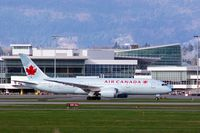 C-GHPX @ YVR - Taxiing for departure from Vancouver - by metricbolt