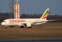 ET-AOO @ LOWW - Ethiopian