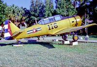 116 - Museo del Aire Havana 5.12.03 - by leo larsen